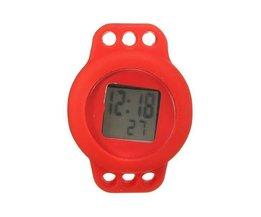 Horloge Avec Écran LCD