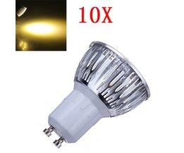 Lampes LED GU10 Avec Socket