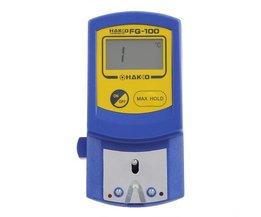 Thermomètre De Fer À Souder
