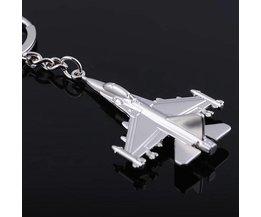 Jet Keychain
