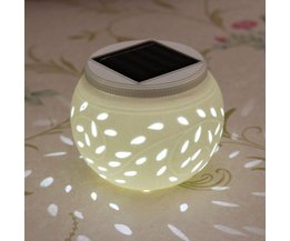 Lampe Solaire Energy