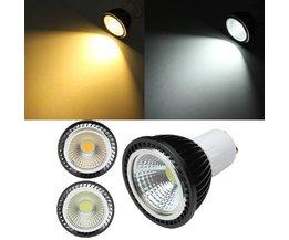 Spot LED En Deux Couleurs Avec GU10 Fitting