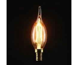 Pour E14 Ampoule Fitting