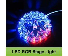 Stage De Lumière LED De Tournesol