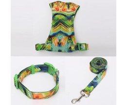 Dog Harness Set