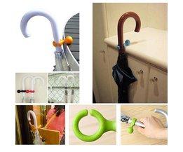 Handy Holder Plastic Umbrella