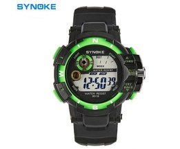 Synoke 9318 Montre