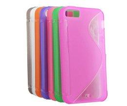 Boîtier En Plastique Pour IPhone 5 5G Et 5S