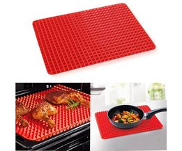 Silicone Baking Mat Four