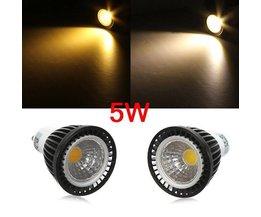 COB LED Lampe Deux Couleurs Lumière