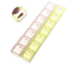 Boîte pour les Médicaments