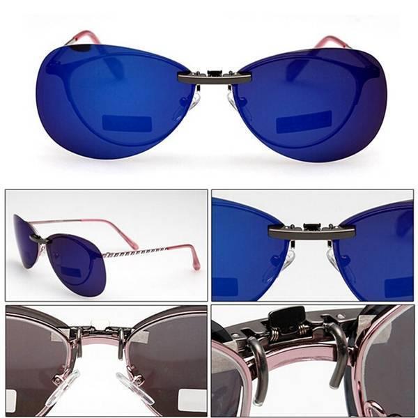 lunettes de soleil d 39 achat en ligne clip sur je myxlshop. Black Bedroom Furniture Sets. Home Design Ideas