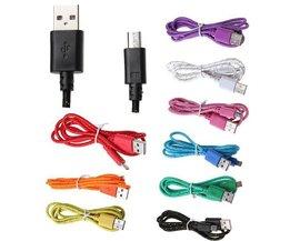 Cable De Recharge USB Pour Tablette Et Smartphone
