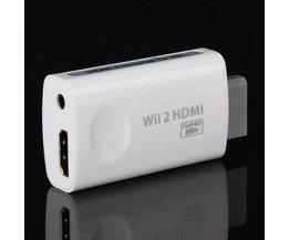 Wii Adaptateur HDMI