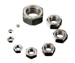 Steel Nuts Hex 10 __GVirt_NP_NNS_NNPS<__ Pièces