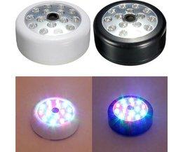 Disco Lampe LED