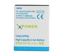 Batterie De Remplacement Pour Samsung Remarque