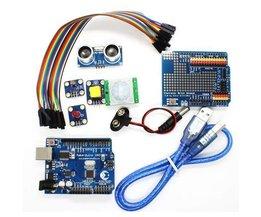 Maker Studio Kit UNO Based Starter Pour Arduino