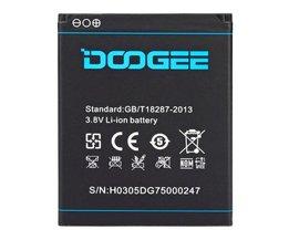 Batterie De Téléphone Pour Doogee Fer Os