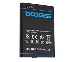 Remplacement Doogee DG700 Batterie