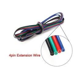 4 Câble LED Pin