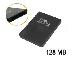 Carte Mémoire 128MB Pour PS2