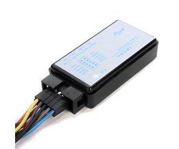 Analyseur Logique USB 8 Canaux Avec 1.1.30 ARM Soutien FPGA Et Outil De Débogage