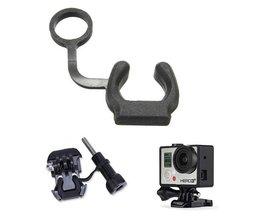 Verrouiller Caoutchouc Pour Action Camera (Par Exemple, GoPro, SJ4000)