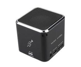Music Angel JH-MD06D Portable Speaker