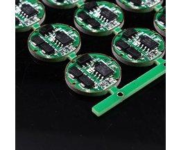 AK47 Circuit Board LED Pour Lampes De Poche 1050MA