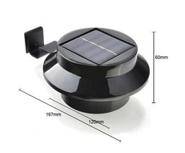 Outdoor Solar Light Propulsé