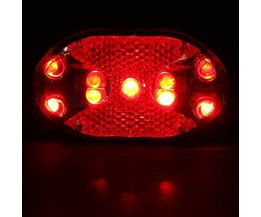Bicycle LED Taillight 7 Modes
