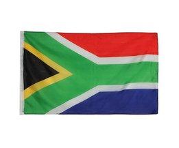 Drapeau National De L'Afrique Du Sud 150 X 90 Cm