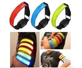 LED Bracelet Réfléchissant