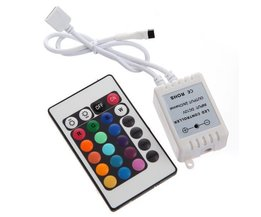 Télécommande IR LED