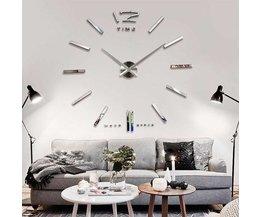 Horloge Murale Avec Effet 3D