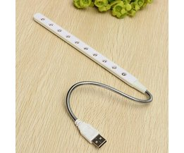 Flexible USB LED Lamp