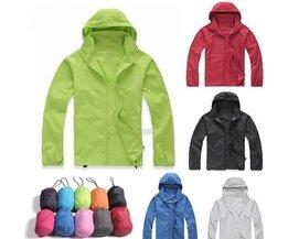 Colored Raincoat