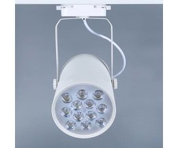 Rail D'Éclairage LED Blanche 12W