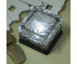 Stone Garden Éclairage LED Solar Energy