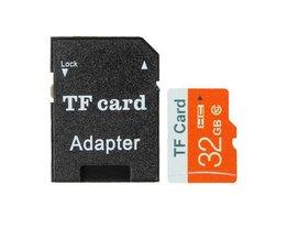 32GB Micro SD Carte Mémoire Avec Adaptateur