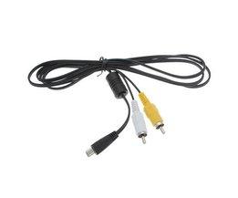 Câble AV Pour Canon \ 'S