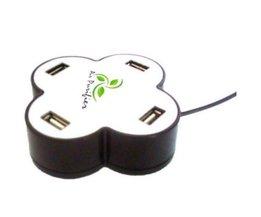 Hub USB Avec Puissance Et Purificateur D'Air