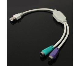 USB Pour Adaptateur PS / 2