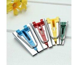 4 Pièces Bias Makers Tape Tools En 4 Tailles