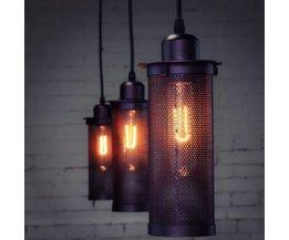 Métal Lampes Industrielles