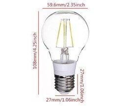 Ampoule Rétro Lumière LED