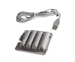 Chargeur De Batterie Pour Nintendo Wii Balance Board