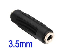Adaptateur Audio Couplage 3.5Mm F / F