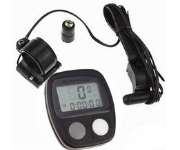 Sahoo LCD Étanche Bicycle Ordinateur 14 Fonctions